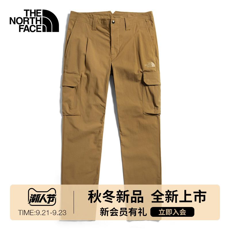 TheNorthFaceUE北面CITY SLING SACK男耐磨贴袋休闲长裤|4UD6