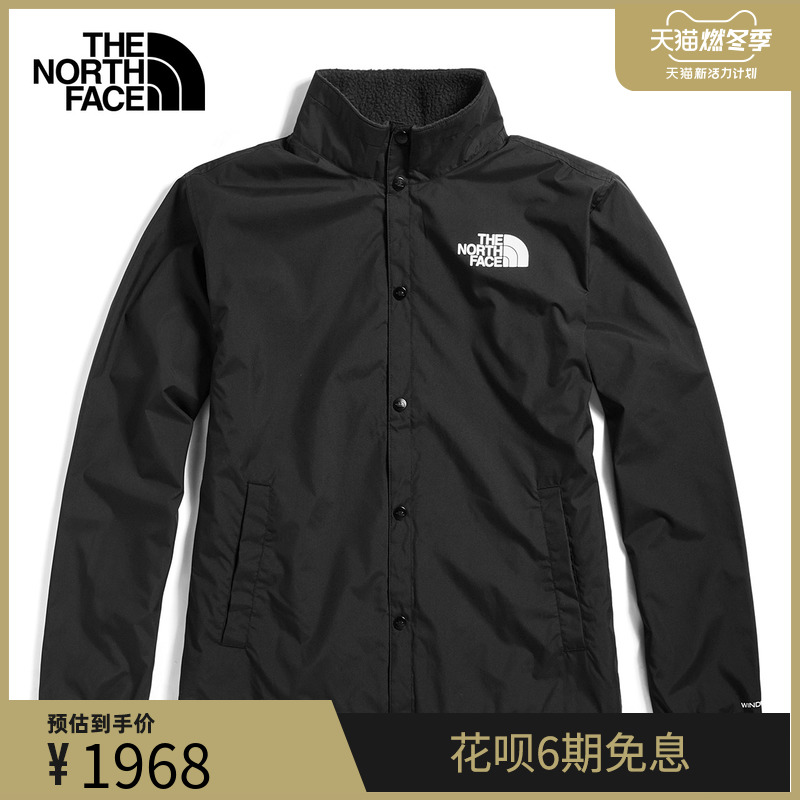 TheNorthFaceUE北面TELEGRAPHIC COACHES JKT秋冬男防风外套|3XDX