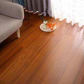 孕婴级三层实木复合三拼地板锁扣15mm地暖高端别墅级大板大美系列图片