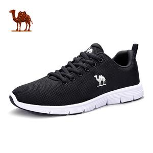 清仓 特卖 骆驼男鞋男士户外运动休闲鞋徒步鞋潮流青年跑步鞋