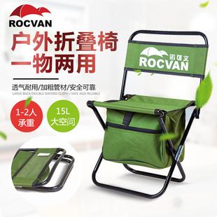 折叠凳子便携式 户外椅子凳子便携马扎可折叠小型折叠椅子靠背