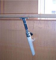 [墙体固定把杆舞蹈把杆|壁挂式支架把杆|3米] высокая [低可调;墙体把杆]