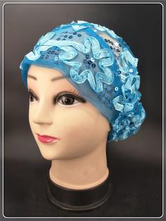 Истман орхидея одежда одежда торжественный мусульманин женщина крышка вышитый хиджаб возвращение люди шляпа шарф женщина возвращение гонка хиджаб крышка  2, цена 342 руб