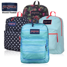 Clearance Sales/Jan Sport Olay Flagship Shop Student's Bookbags with Eye-catching Men and Women's Colors and Rebellious Shoulder Backpacks