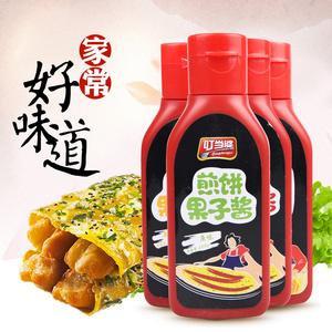 叮当婆煎饼果子专用酱料卷饼酱山东杂粮煎饼手抓饼商用甜面酱家用