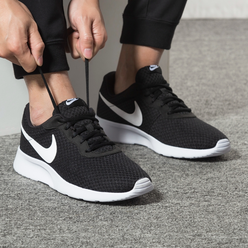 Nike official website flagship men's shoes women's shoes sports shoes men's tanjun genuine new spring and summer leisure running shoes