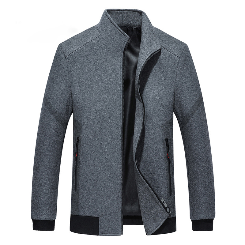 Jacket mens top spring coat spring youth leisure mens clothing spring and autumn mens cardigan sportswear trend