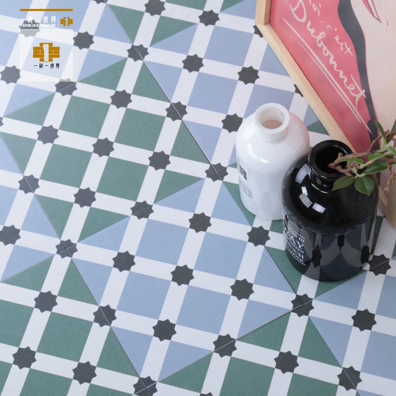 200 цветы кирпич нордический простой ванная комната кухня стена скольжение кирпич балкон керамическая плитка фон стена лейтмотив