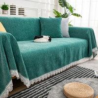 沙发套防猫抓罩万能沙发全垫套盖布质量好不好