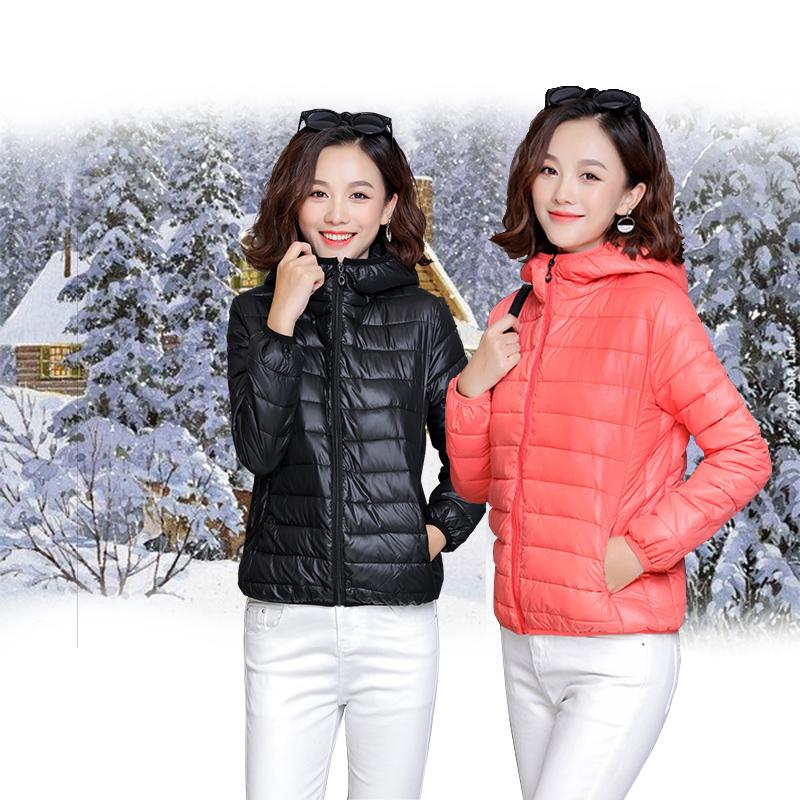 冬季外套女棉衣服2018新款女面包服女短款学生小棉袄外套韩版宽松