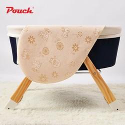 18年新款Pouch婴儿推车凉席安全座椅餐椅婴儿床凉席夏季通用