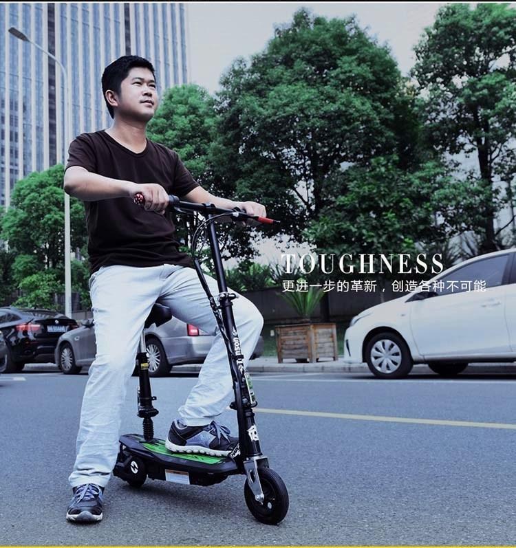 453.20元包邮代步踏板电瓶单车迷两轮踏板车电瓶电动车成人电瓶车无污染小型型