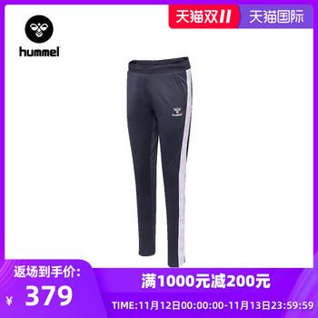 hummel大黄蜂休闲女200628运动裤