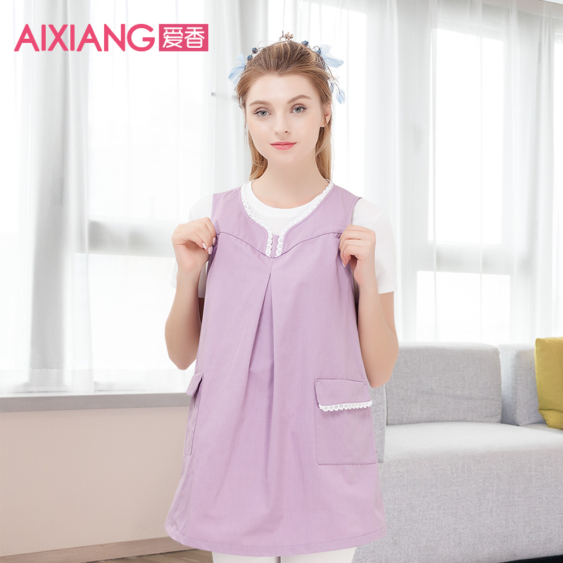 Radiation protective clothing for pregnant women autumn and winter pregnant women dress during pregnancy waiting for labor