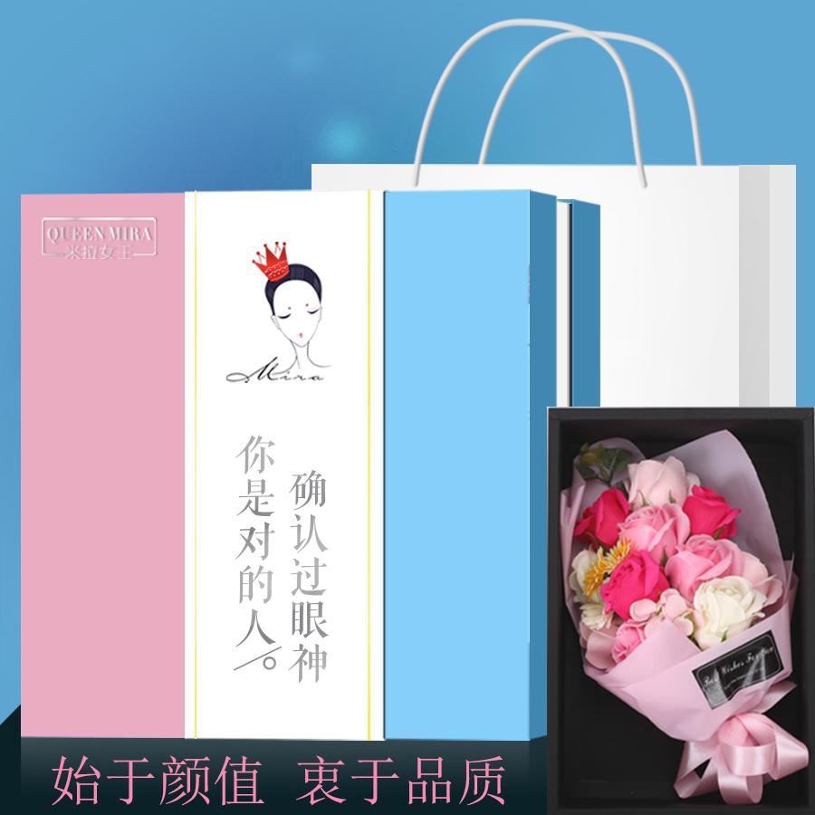 米拉进口零食大礼包组合整箱一箱超大混装生日礼物送女友吃货男友