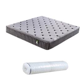 阁楼床垫榻榻米床垫压缩卷包莫代尔面舒适面料独立弹簧1.8包邮图片