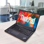 联想T450S商务办公用笔记本电脑游戏T460轻薄便携i7手提thinkpad