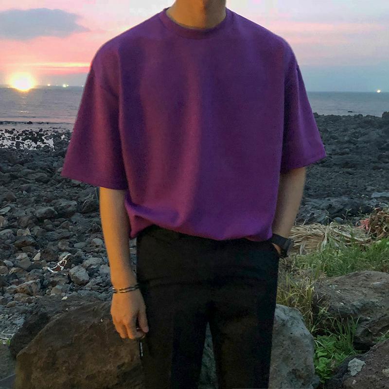 (用59元券)mrcyc2019夏季短袖新款韩版t t恤