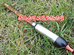 高档葫芦丝巴乌乐器通用仿牛角吹嘴配件葫芦丝c调降b调吹嘴头哨子