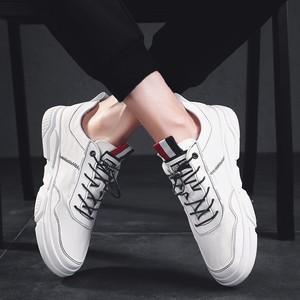 小白鞋男夏季透气布鞋男潮鞋英伦男士休闲板鞋韩版潮流百搭帆