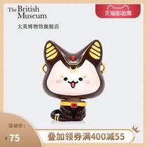 金火把创意招财猫摆件储蓄罐陶瓷存钱罐店铺收银台开业礼品