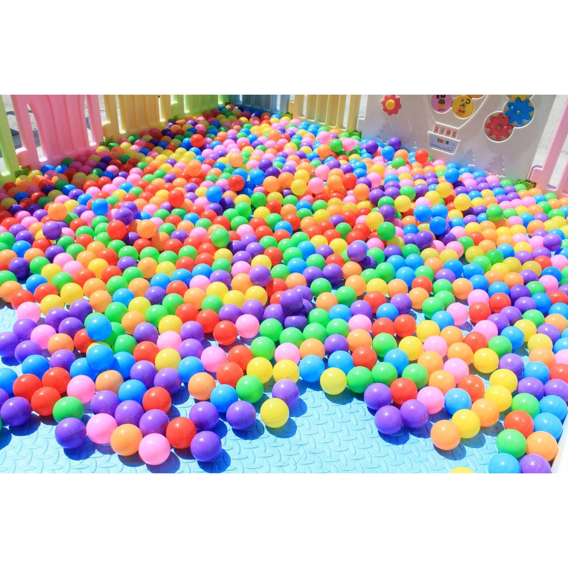 30.20元包邮玩具球海洋球5.5cm4cm6.5cm6CM波波球