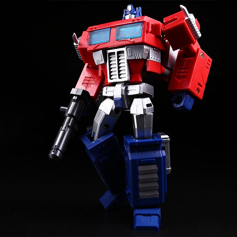酷变宝变形玩具金刚 KBB拼装擎天OP柱G1钢索恐龙枪威机器人模型12月01日最新优惠