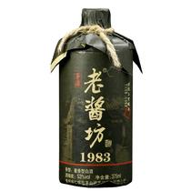 老酱坊酱香型白酒53度坤沙酒高度纯粮食酒小瓶装国产口碑宣传