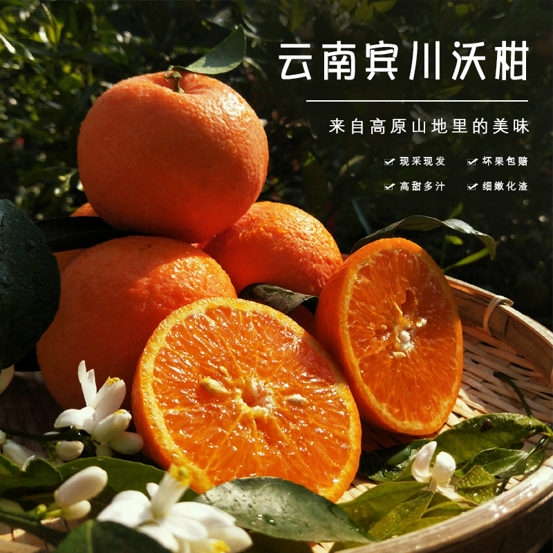 Yunnan Binchuan Wogan fresh fruits for pregnant women