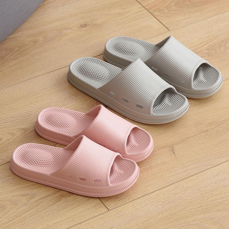 儿童拖鞋男童夏季一家三口亲子小孩托鞋防滑可爱纯色女宝宝凉拖鞋