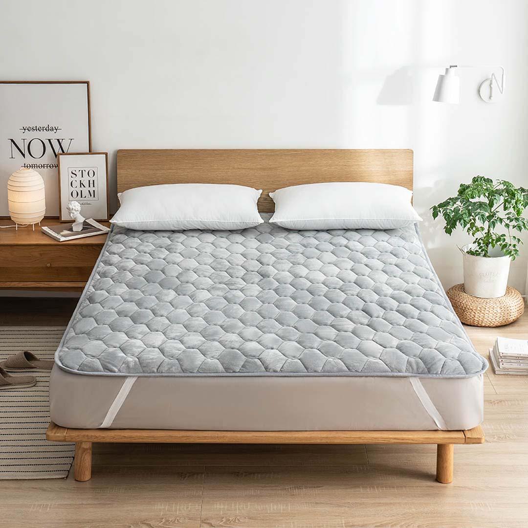 COMO LIVING铜纤维抗菌床褥垫支撑舒适透气抑菌