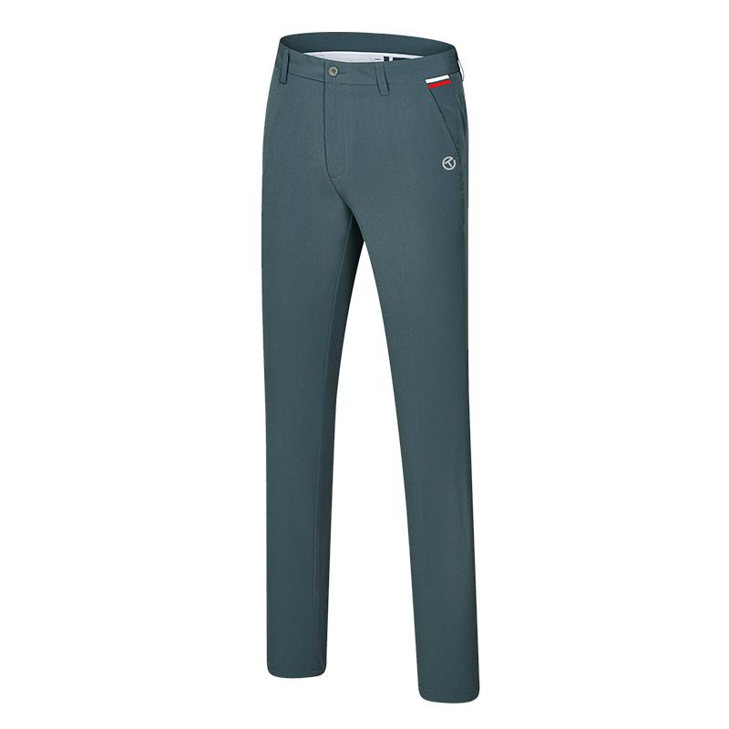 新款夏季薄款户外运动裤子高尔夫服装男裤透气速干裤吸湿排汗长裤