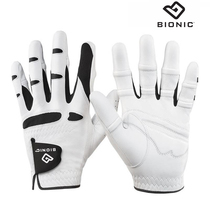 American Bionic Golf Gloves Stablegrip Sheepskin Golf Gloves man Bionic design