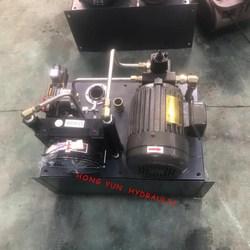 液压泵电动总成液压油缸液压站液压小型升降机千斤顶微型系统泵站