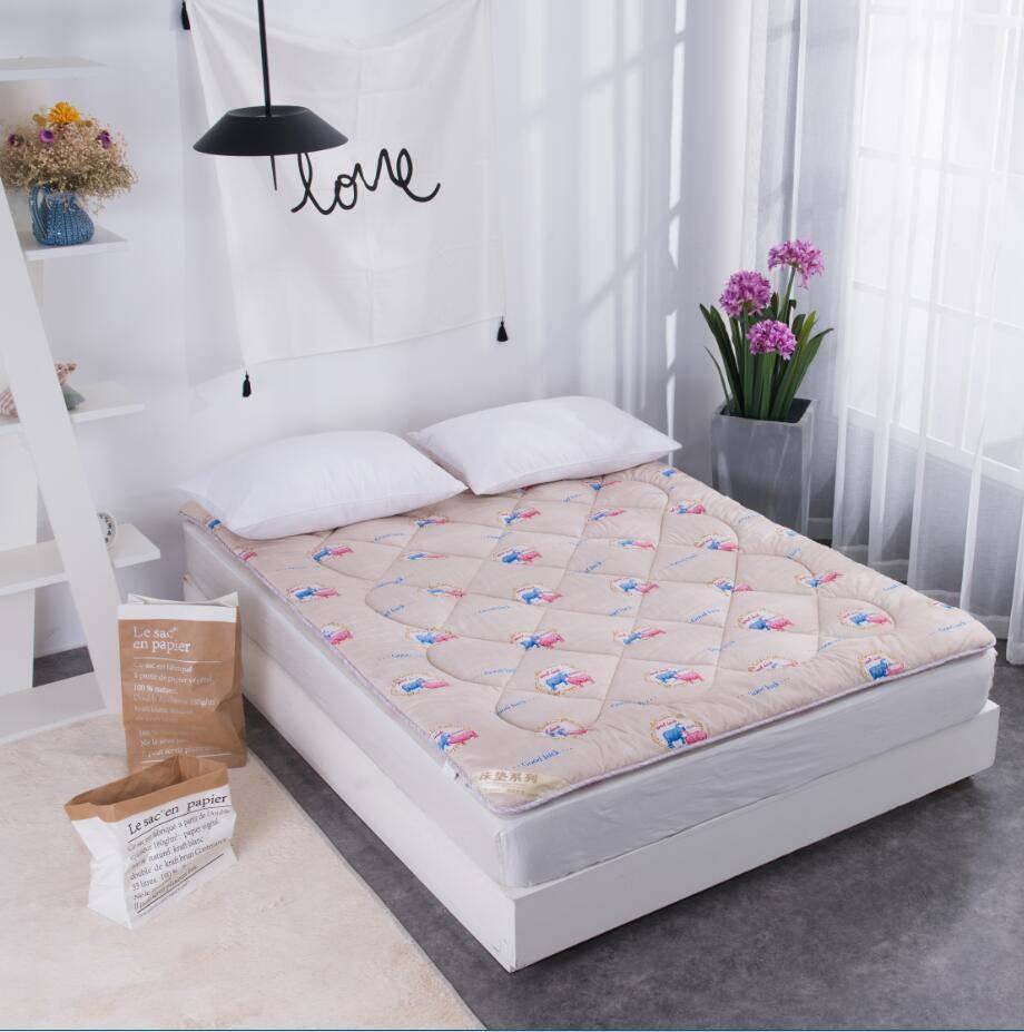 双人棉絮被褥棉花春秋宝宝加厚保暖垫被床垫婴儿褥子棉胎被单人褥
