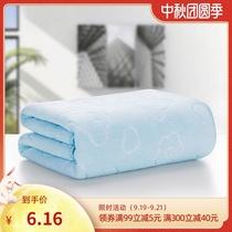 笑棉浴巾純棉素色浴巾大人洗澡巾加大浴巾