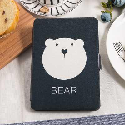 小熊Kindle保护套prwhe32休眠皮套958kpw创意558入门版