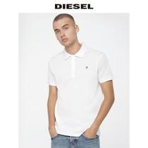 Diesel经典款男士修身休闲Polo衫短袖T恤上衣00SI8P0CATI