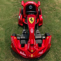 电动平衡车改装卡丁车套件儿童成人可漂移小赛车四轮车电动小跑车