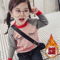 纯棉童装男女童长袖t恤春款宝宝小童韩版长袖卫衣儿童洋气打底衫