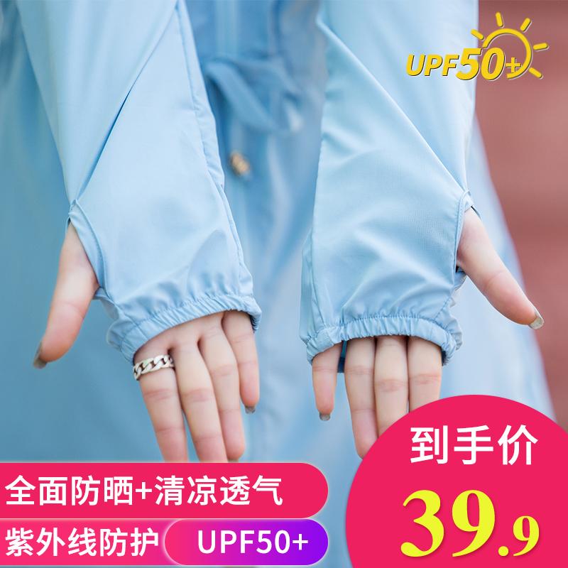 2021夏季新款短款防紫外线防晒衣