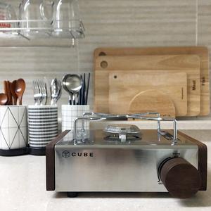 韩国kovea cube便携式迷你火锅茶炉