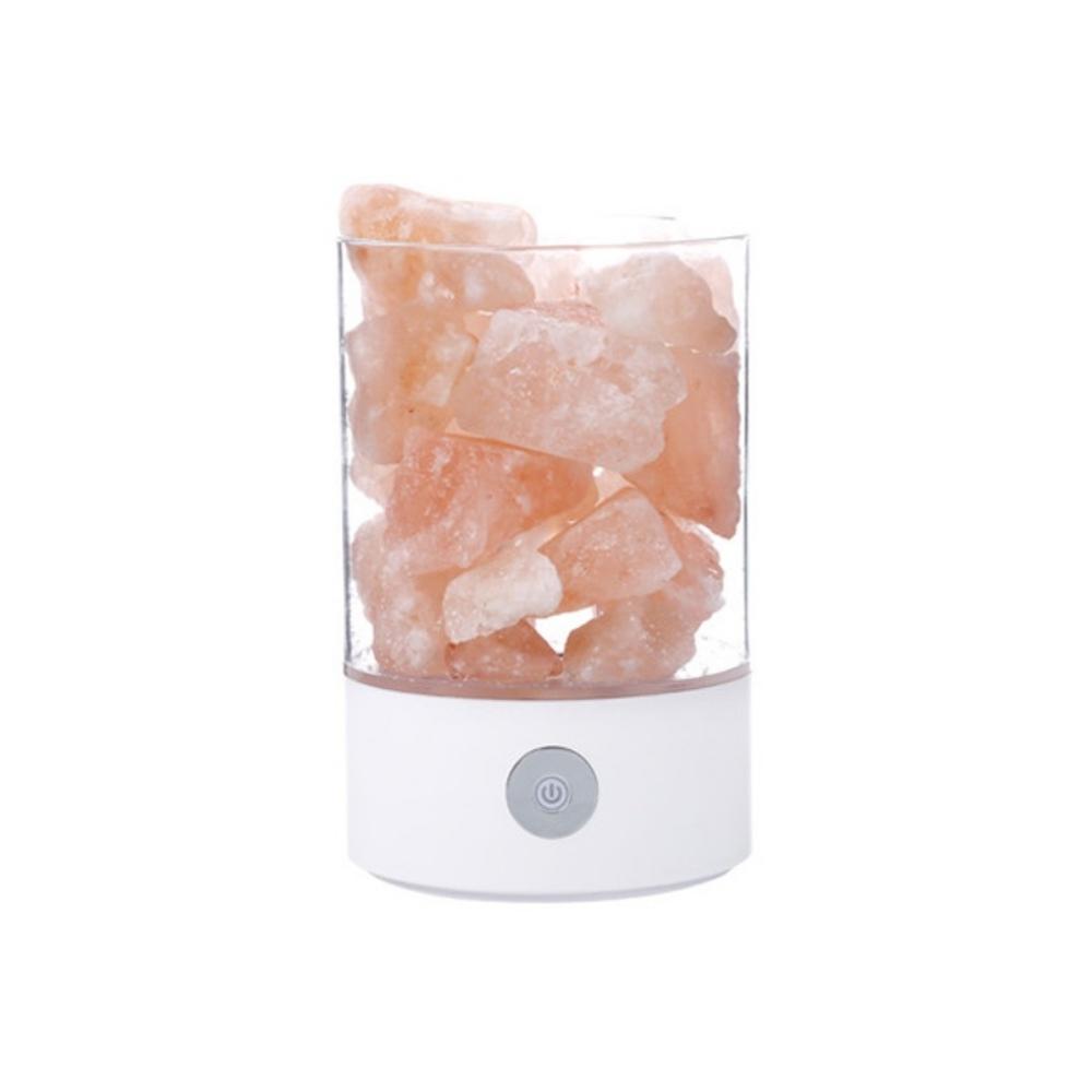 [必易生活 Abe Life其他礼品,节庆用品]水晶盐灯|喜马拉雅浪漫温馨氛围小夜灯月销量2件仅售70元