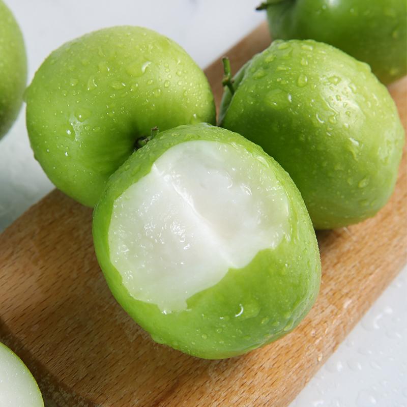 【现摘现发】福建牛奶枣 脆甜大青枣5斤 新鲜枣子冬枣水果