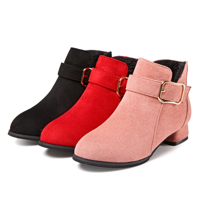 4 girls 5 kids 6 cotton boots 7 winter boots to keep warm 12 girls 8 middle