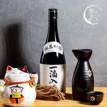 獭祭一滴清酒日本米酒烧酒入魂纯米吟酿720mL日本进口正品