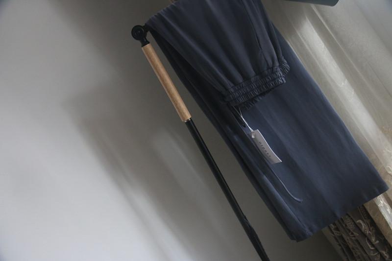 初秋新款 铜氨丝垂感舒适 高腰阔腿裤 裤子 416券后68.00元
