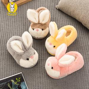 儿童棉拖鞋室内居家棉鞋小孩拖鞋