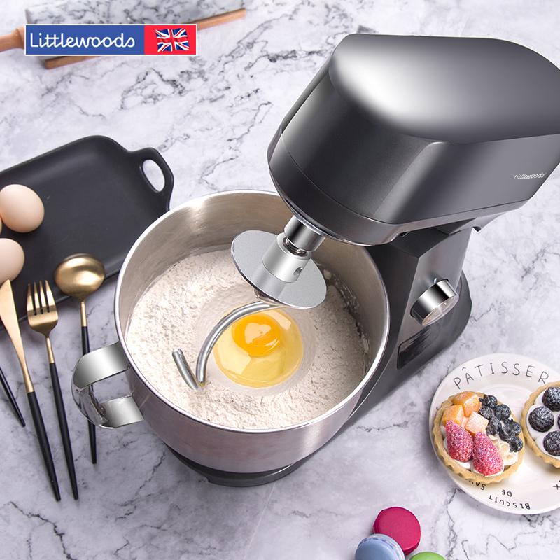 厨师和面机家用全自动揉面小型活面打面面粉搅拌机鲜奶打发器商用