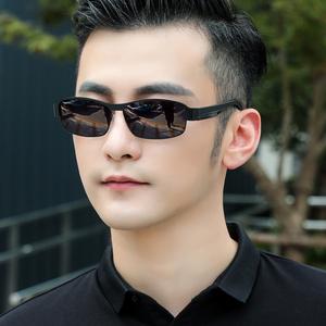 男士偏光墨镜司机开车专用驾驶眼睛防紫外线潮流太阳镜眼镜新款潮
